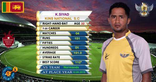 K.SIYAD